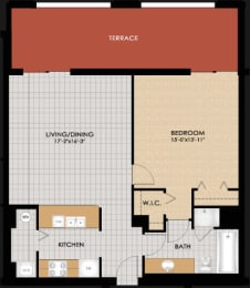 Florence Floorplan, opens a dialog