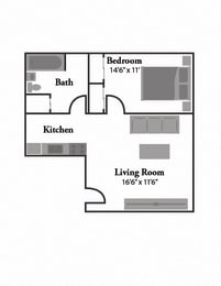 Floor Plan The Aster