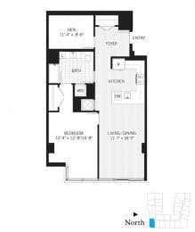 Floor Plan Knight A4A