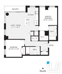Floor Plan Rickenbacker b03