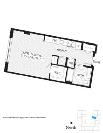 Floor Plan Starley s05m(Income Restricted)