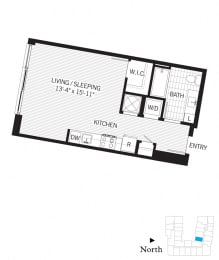 Floor Plan Strauss s01