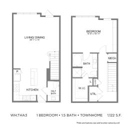 Floor Plan WH.THA3
