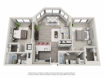 Floor Plan B02