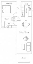 Voyager Floor Plans at Serenity at Larkspur, California, 94939