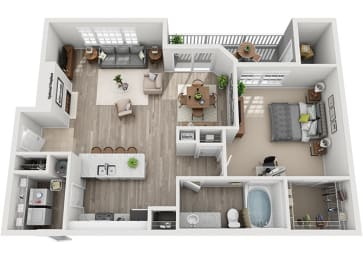 Floor Plan A3.1ar