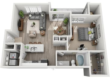 Floor Plan A4.1ar