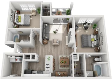 Floor Plan B2.2ar
