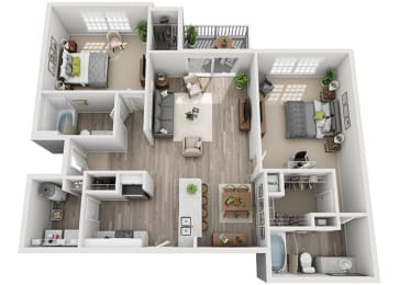 Floor Plan B3.2ar