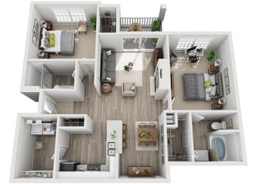 Floor Plan B4.2ar