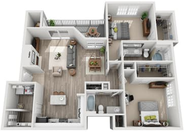 Floor Plan B6.2ar