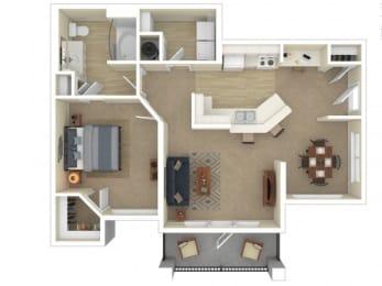 Magnolia Floor Plan| Cypress Legends