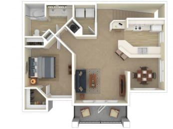Persimmon Floor Plan| Cypress Legends