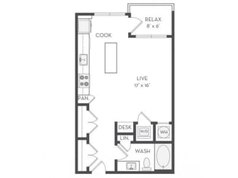 S1 Floor Plan |District of Rosemary