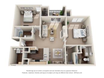 Floor Plan Energize