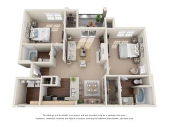 Floor Plan Harmony
