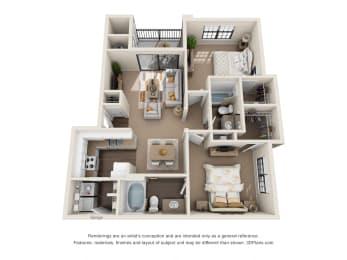 Floor Plan Cottonwood, opens a dialog