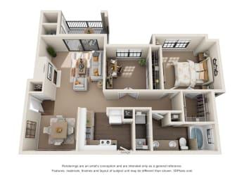 Floor Plan Cypress, opens a dialog