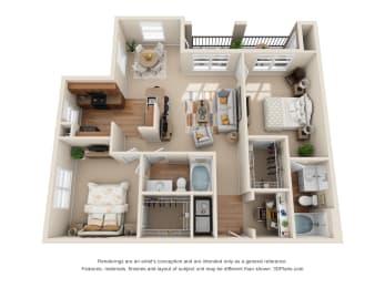 Floor Plan The Brownwood