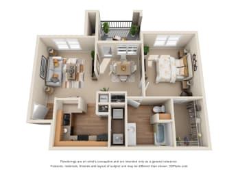 Floor Plan The San Antonio