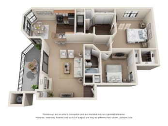 Floor Plan Comal
