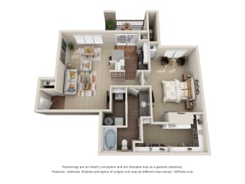 Floor Plan A3 Aviano