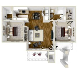 Floor Plan The Heritage