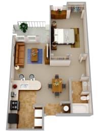 Floor Plan The Aegean