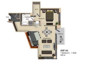 Floor plan at Aurora, Maryland,20852, opens a dialog