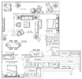 Floor Plan Westminster