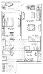 Floor Plan Yorkshire