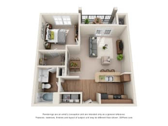 Floor Plan Augusta