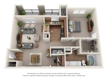 Floor Plan Oakmont
