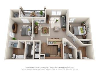 Floor Plan Pinehurst