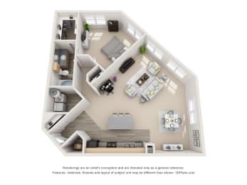 Floor Plan Posh