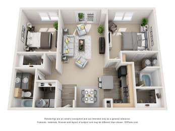 Floor Plan Lavish