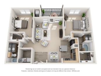 Floor Plan Majestic