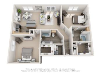 Floor Plan Splendid