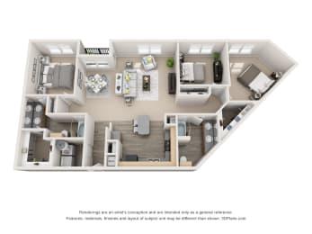 Floor Plan Divine