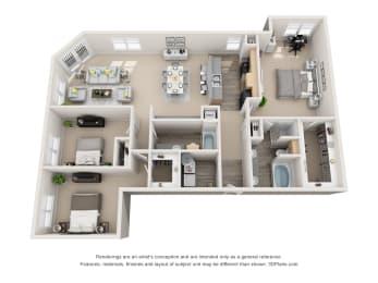 Floor Plan Votive