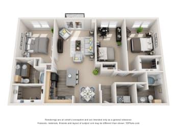 Floor Plan Elegant