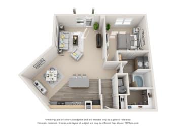 Floor Plan Luxor