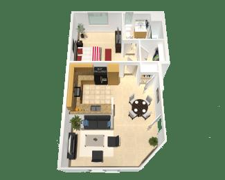 Floor Plan Venice, opens a dialog