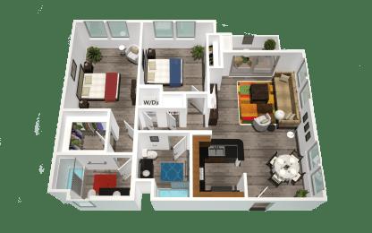 Legacy Apartment Homes  - Northridge - Luxury Rental Apartments near CSUN, opens a dialog