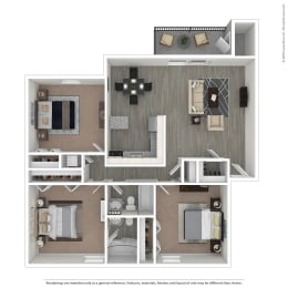 The Spruce at Linkhorn Bay Apartments, Virginia Beach, 23451