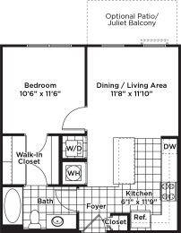 Floor Plan A01a