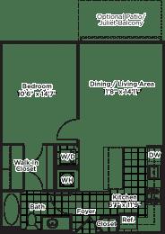 Floor Plan A12