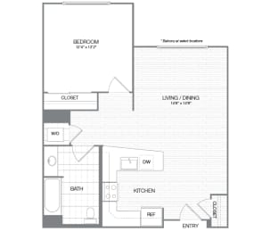 Floor Plan Reagan
