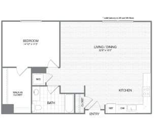 Floor Plan Jefferson
