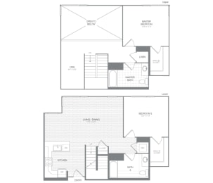 Floor Plan Harrison